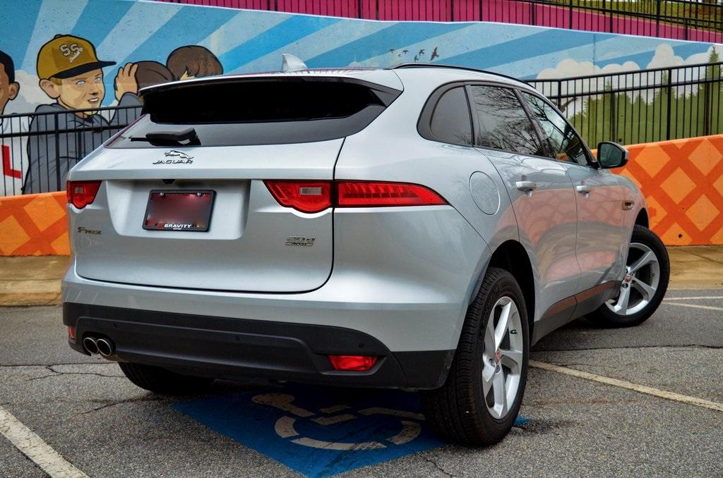 Used 2017 Jaguar F-PACE 20d Premium | Sandy Springs, GA