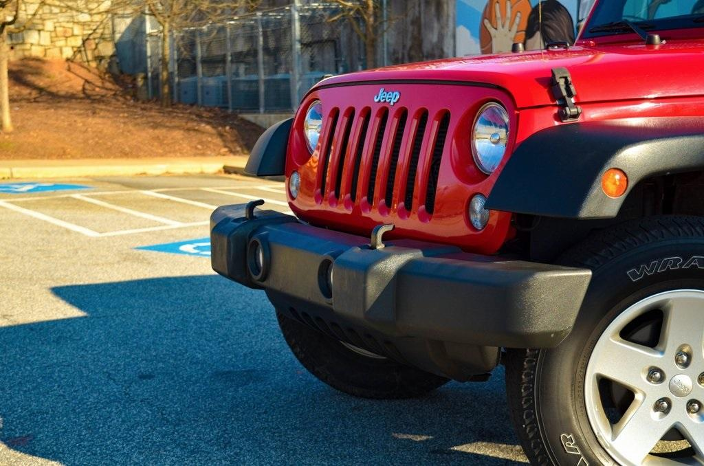 Used 2016 Jeep Wrangler Unlimited Sport | Sandy Springs, GA