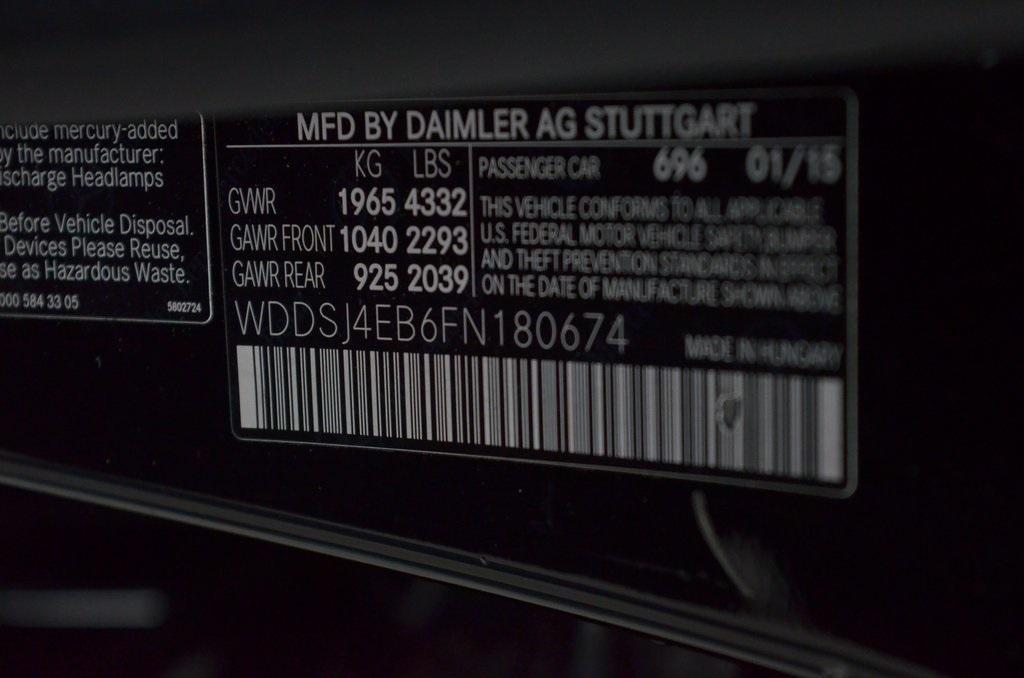 Used 2015 Mercedes-Benz CLA CLA 250 | Sandy Springs, GA