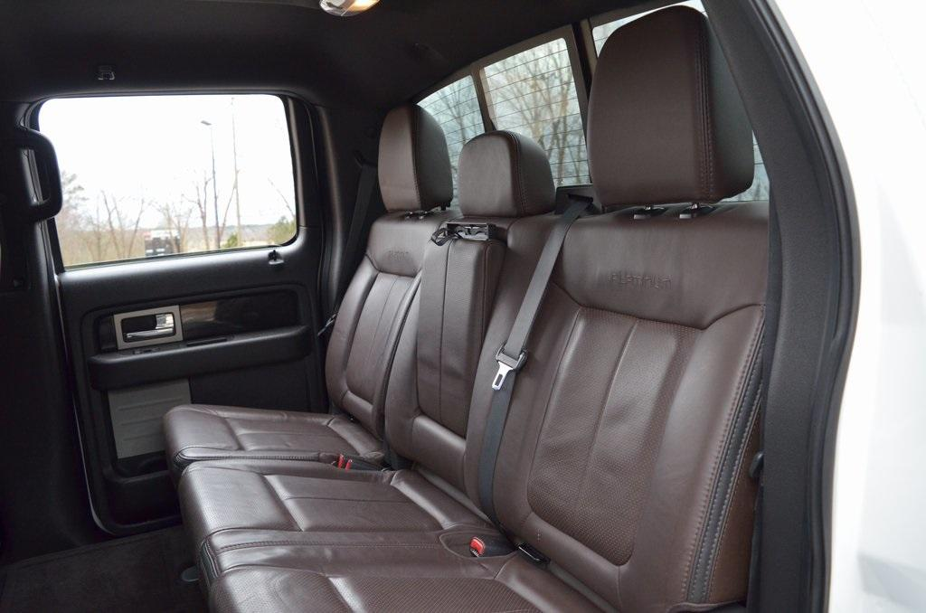 2012 Ford F 150 Platinum Stock B40272 For Sale Near