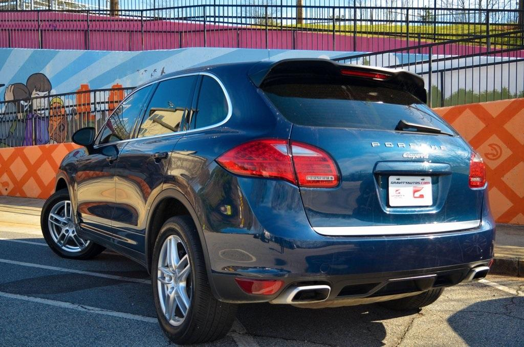 Used 2014 Porsche Cayenne Diesel | Sandy Springs, GA