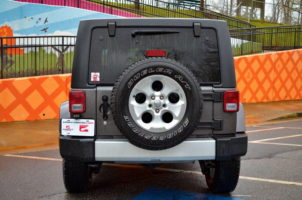 Used 2014 Jeep Wrangler Unlimited Sahara | Sandy Springs, GA