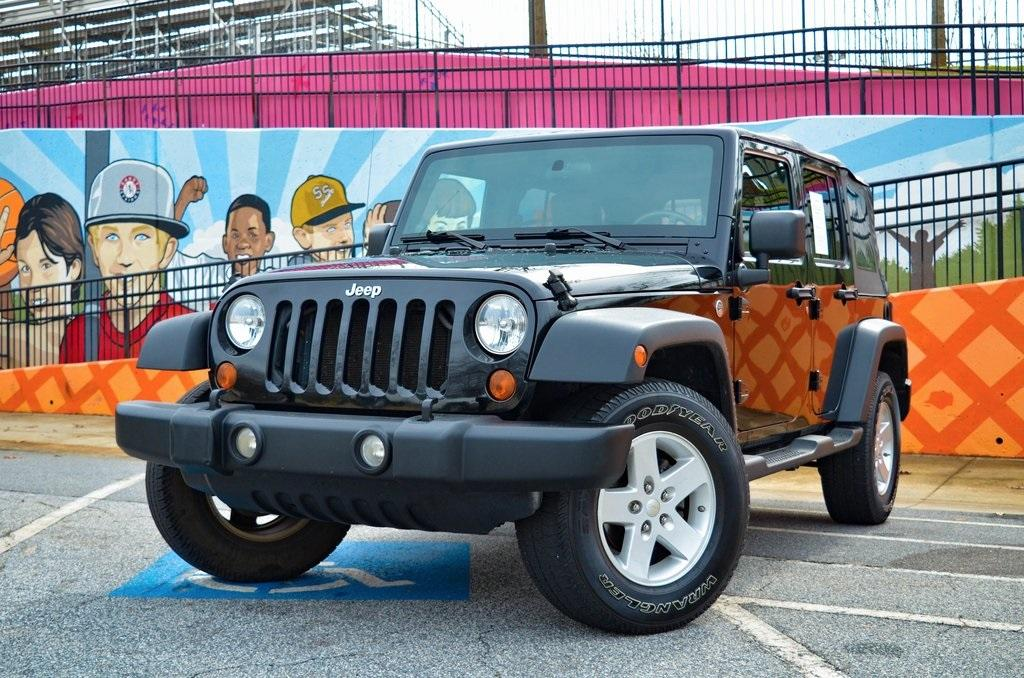Used 2008 Jeep Wrangler Unlimited X | Sandy Springs, GA