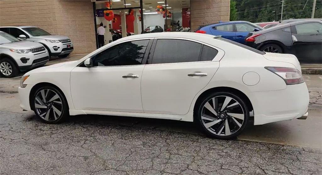 Used 2013 Nissan Maxima 3.5 S | Sandy Springs, GA