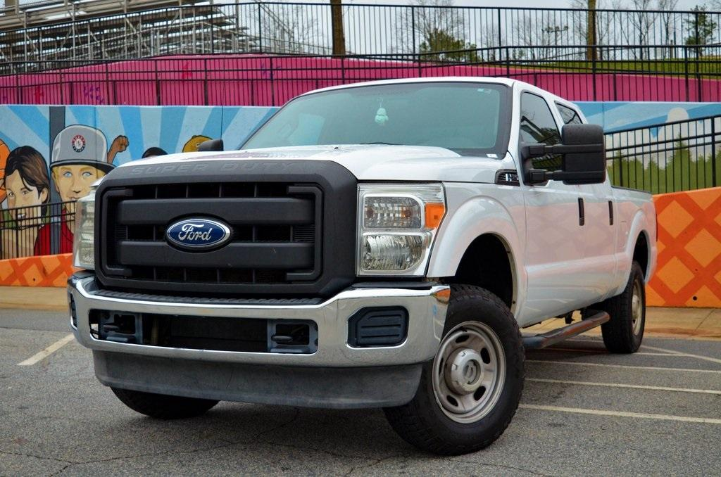 Used 2012 Ford F-250SD XL 156