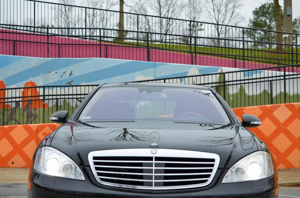Used 2008 Mercedes-Benz S-Class S 550 | Sandy Springs, GA