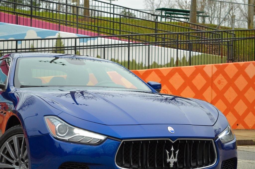 Used 2017 Maserati Ghibli Base | Sandy Springs, GA