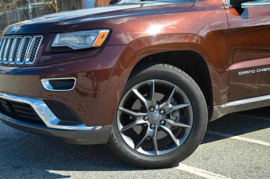 Used 2014 Jeep Grand Cherokee Summit | Sandy Springs, GA