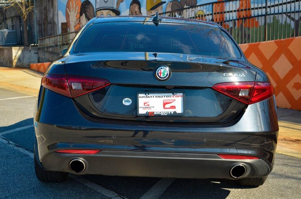 Used 2017 Alfa Romeo Giulia Base | Sandy Springs, GA