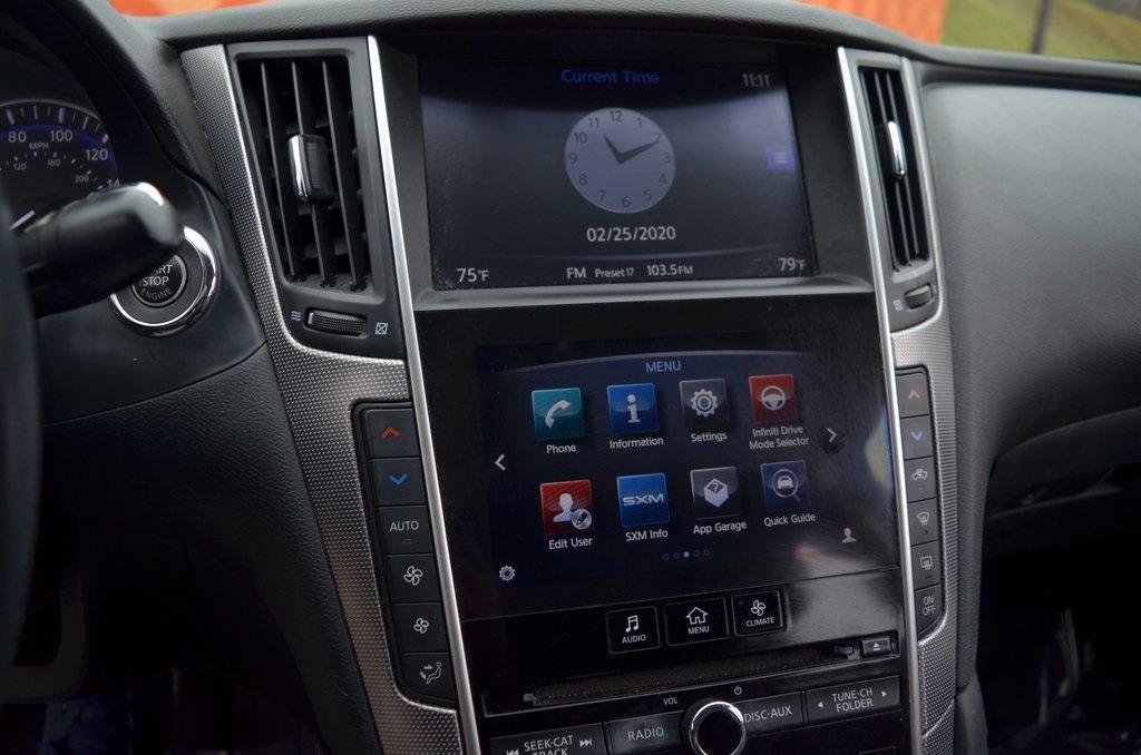 Used 2015 INFINITI Q50 Premium | Sandy Springs, GA