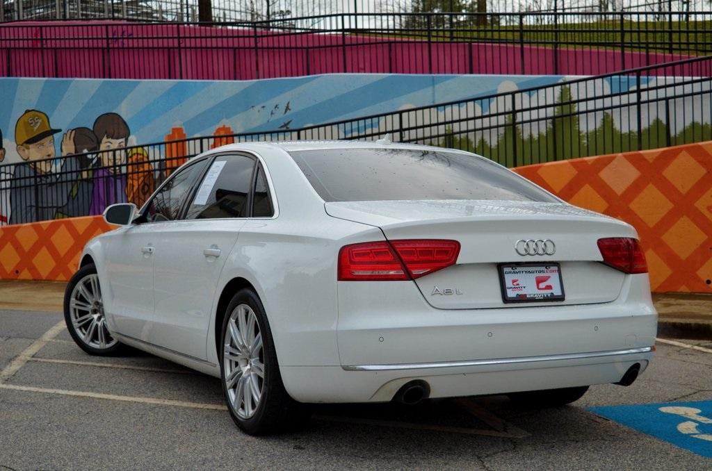 Used 2014 Audi A8 L 3.0T | Sandy Springs, GA