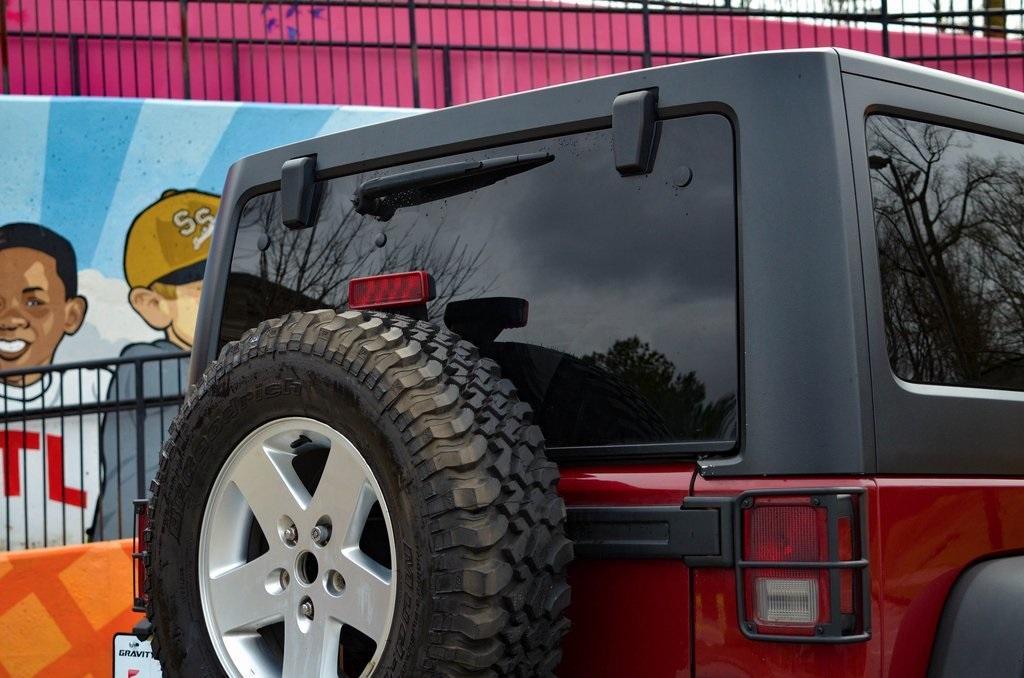 Used 2012 Jeep Wrangler Unlimited Sport | Sandy Springs, GA