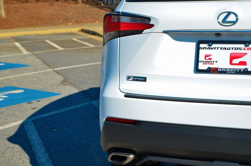 Used 2017 Lexus NX 200t F Sport | Sandy Springs, GA