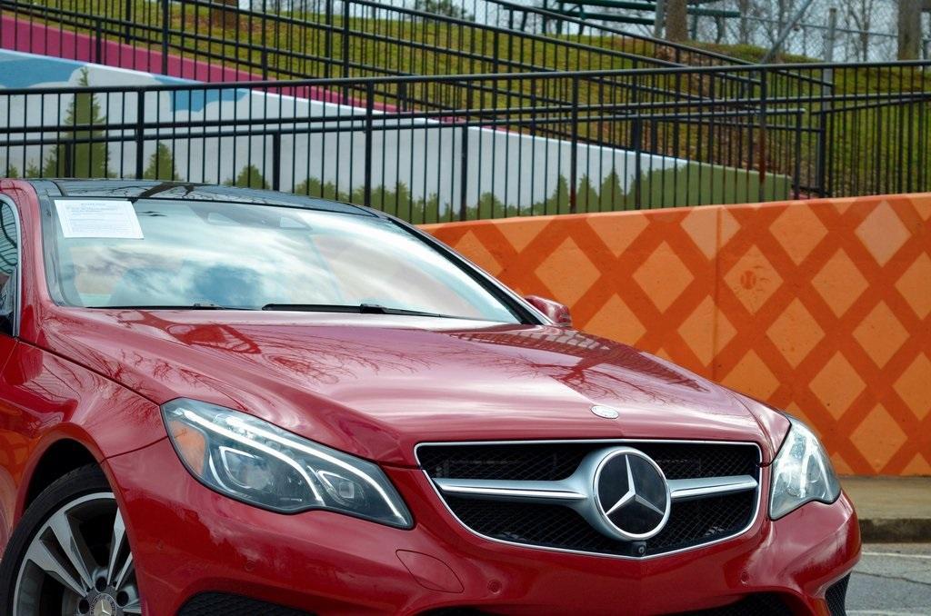 Used 2016 Mercedes-Benz E-Class E 400   Sandy Springs, GA