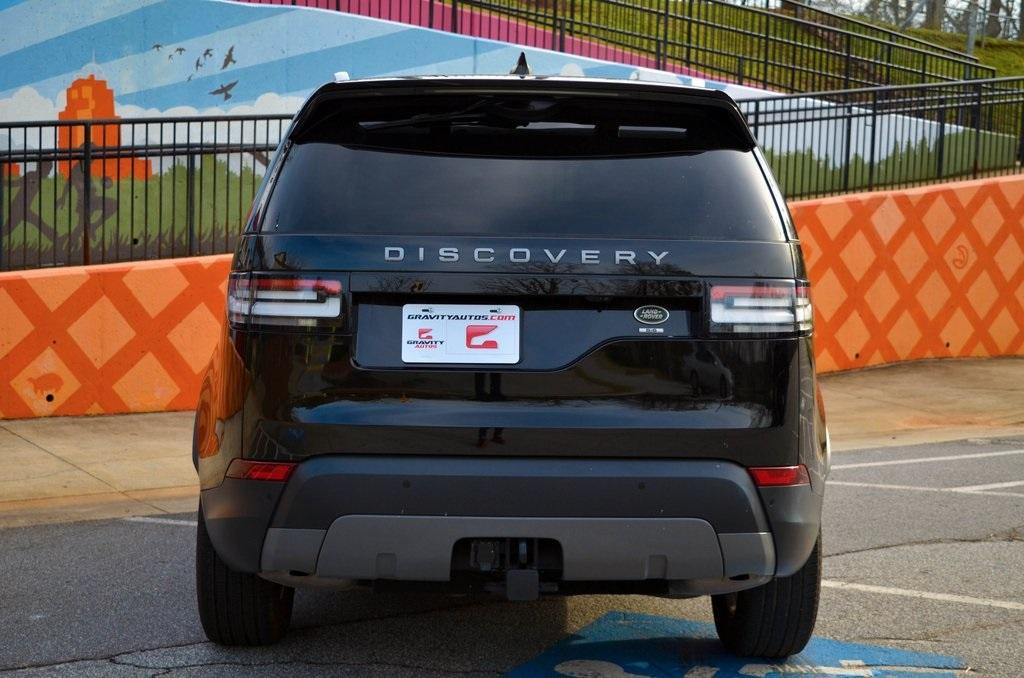 Used 2017 Land Rover Discovery SE | Sandy Springs, GA