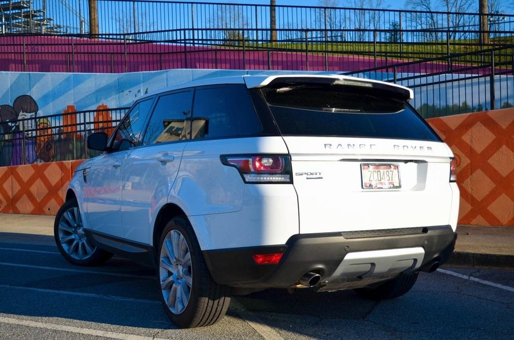 Used 2014 Land Rover Range Rover Sport 3.0L V6 Supercharged HSE | Sandy Springs, GA