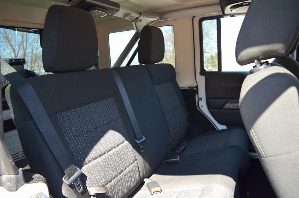 Used 2012 Jeep Wrangler Unlimited Sport   Sandy Springs, GA