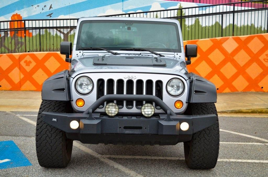 Used 2013 Jeep Wrangler Unlimited Sport   Sandy Springs, GA