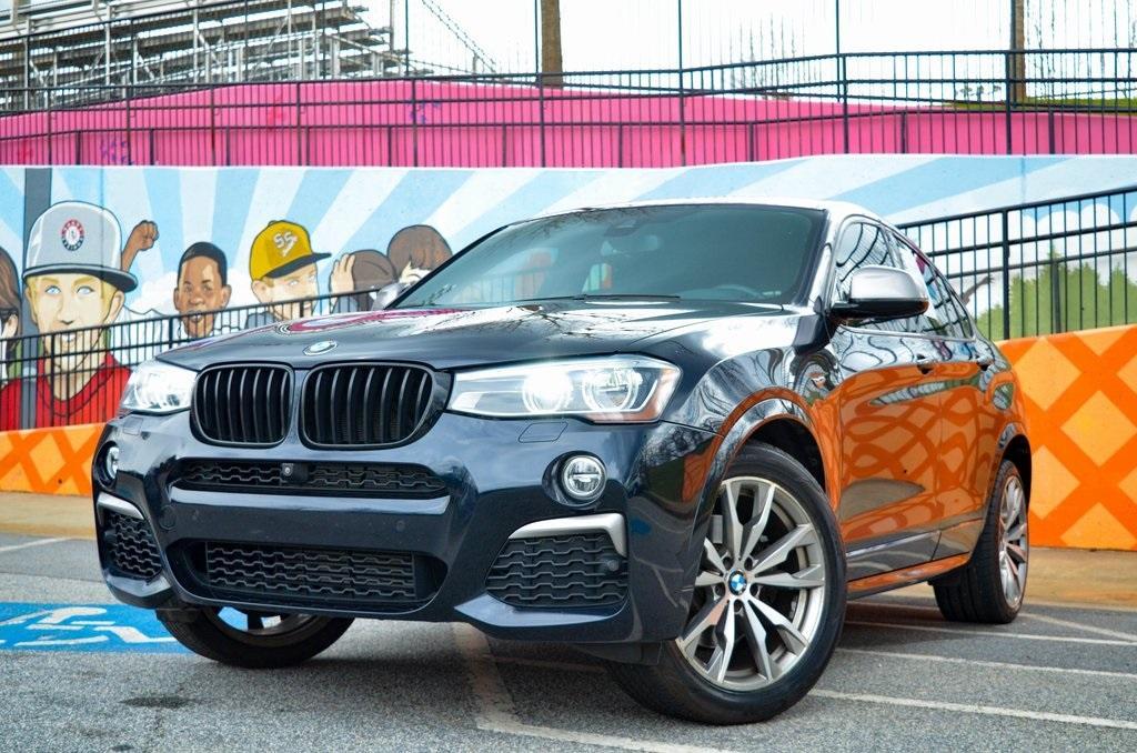2017 BMW X4 M40i Stock # U25176 for sale near Sandy ...