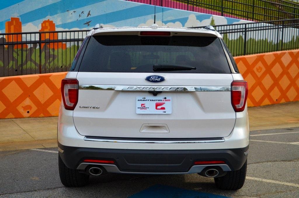 Used 2018 Ford Explorer Limited   Sandy Springs, GA