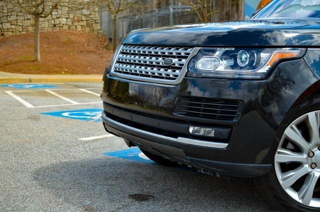 Used 2016 Land Rover Range Rover 5.0L V8 Supercharged | Sandy Springs, GA