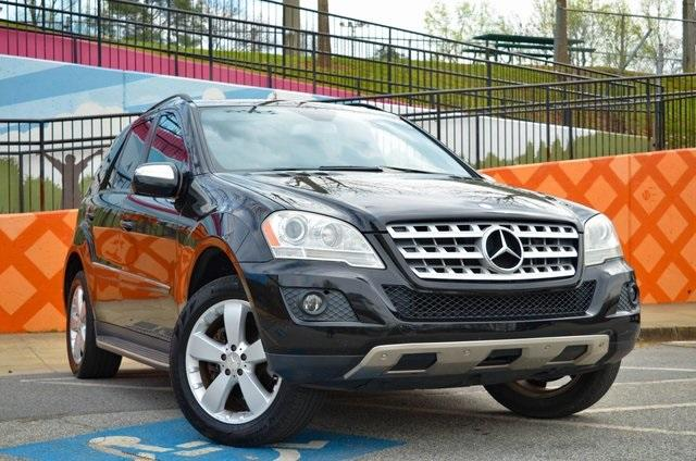 Used 2009 Mercedes-Benz M-Class ML 350 | Sandy Springs, GA