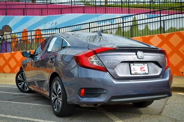 Used 2016 Honda Civic EX-T | Sandy Springs, GA