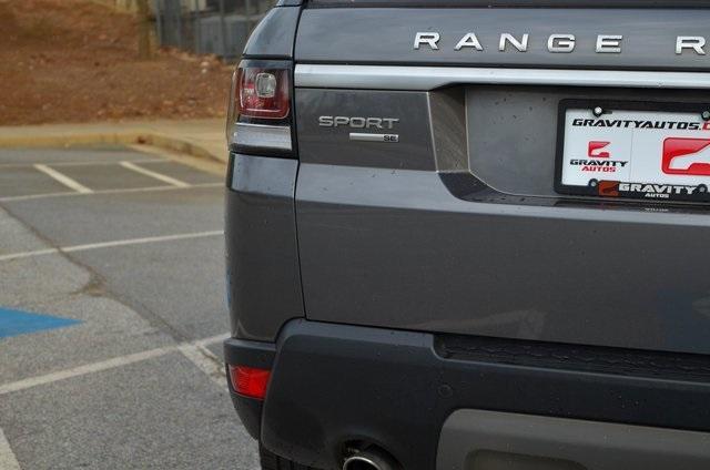 Used 2016 Land Rover Range Rover Sport 3.0L V6 Supercharged SE | Sandy Springs, GA