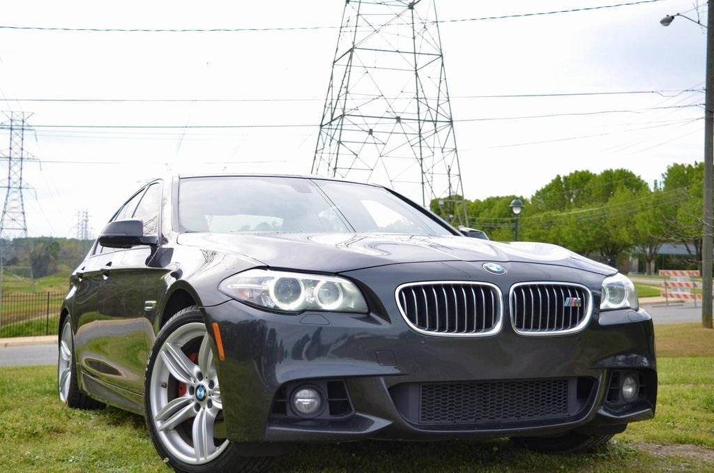 Used 2015 BMW 5 Series 535i xDrive | Sandy Springs, GA