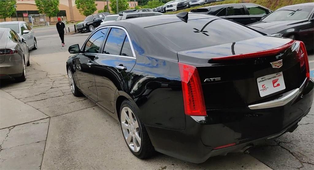 Used 2016 Cadillac ATS 2.0L Turbo Luxury | Sandy Springs, GA