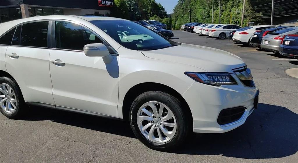 Used 2017 Acura RDX AcuraWatch Plus Package | Sandy Springs, GA
