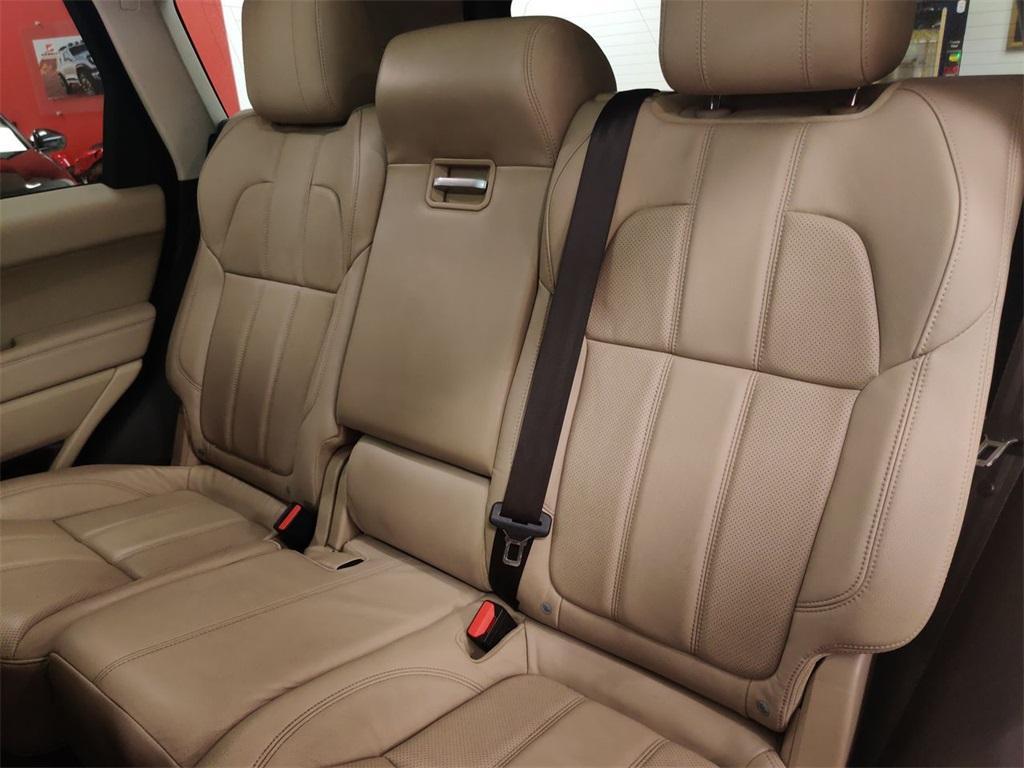 Used 2017 Land Rover Range Rover Sport 3.0L V6 Supercharged SE   Sandy Springs, GA