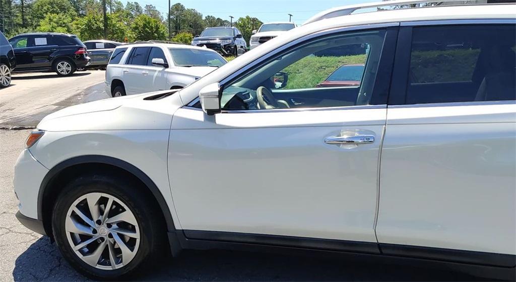 Used 2015 Nissan Rogue SL   Sandy Springs, GA