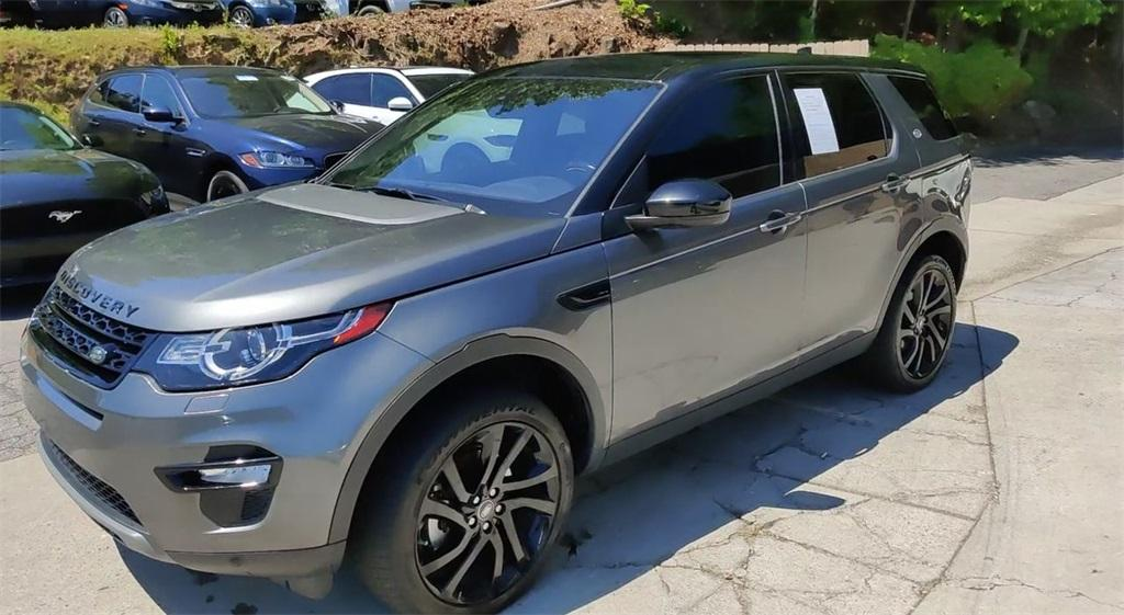 Used 2017 Land Rover Discovery Sport HSE | Sandy Springs, GA