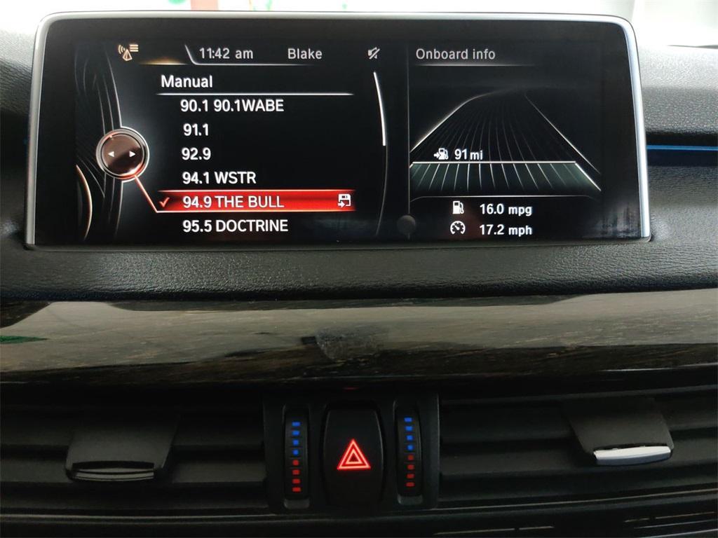 Used 2016 BMW X5 sDrive35i   Sandy Springs, GA