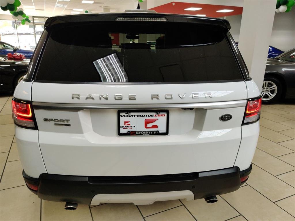Used 2017 Land Rover Range Rover Sport 3.0L V6 Supercharged HSE | Sandy Springs, GA
