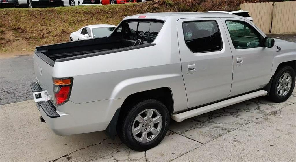 Used 2008 Honda Ridgeline RTX | Sandy Springs, GA