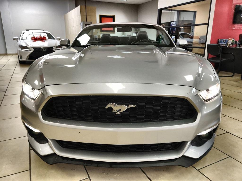 Used 2015 Ford Mustang EcoBoost Premium | Sandy Springs, GA
