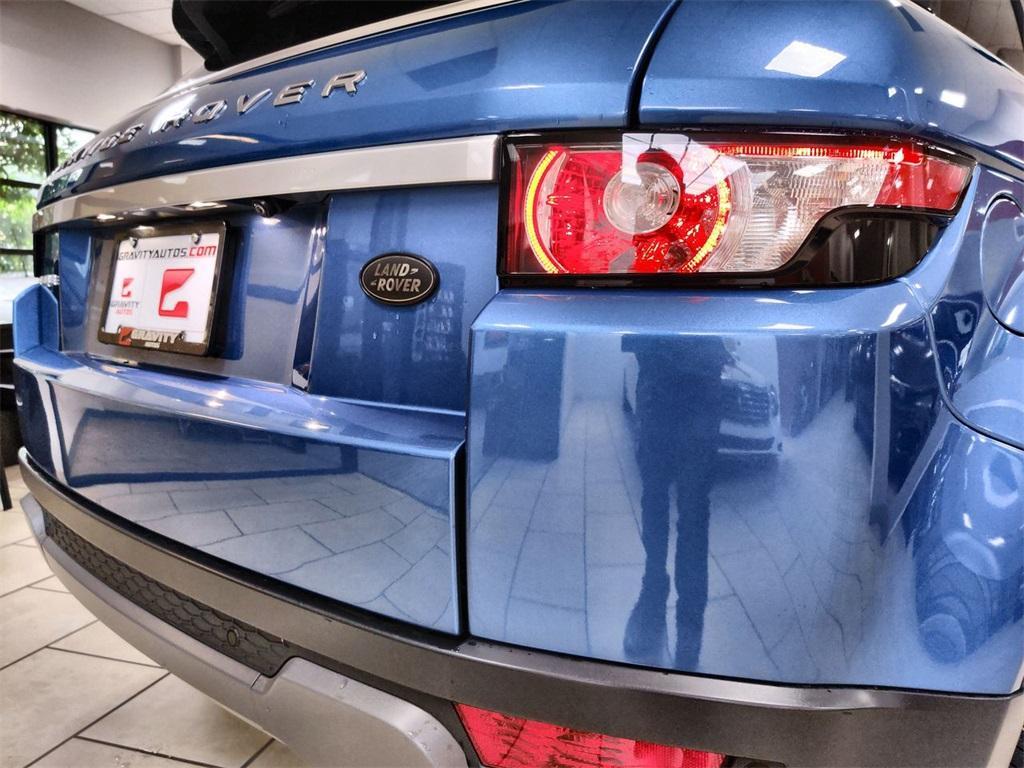 Used 2013 Land Rover Range Rover Evoque Prestige | Sandy Springs, GA