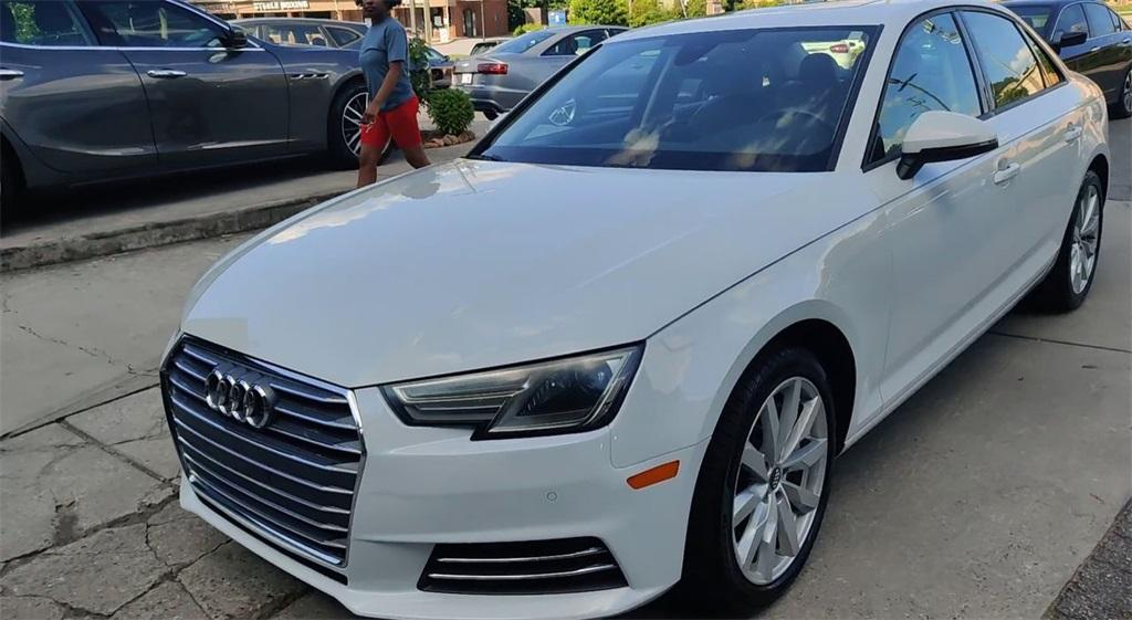 Used 2017 Audi A4 2.0T Premium | Sandy Springs, GA