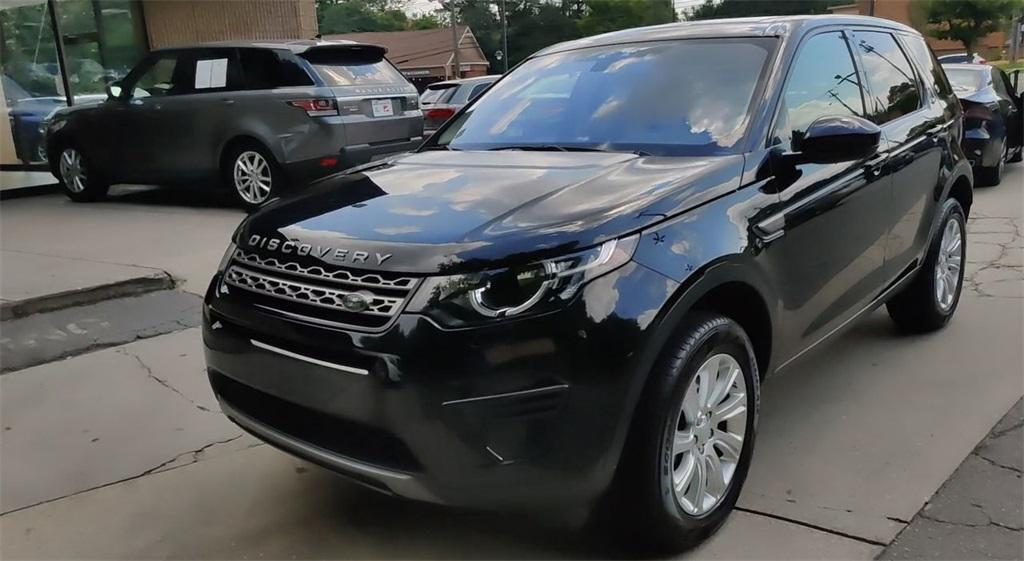 Used 2019 Land Rover Discovery Sport SE   Sandy Springs, GA