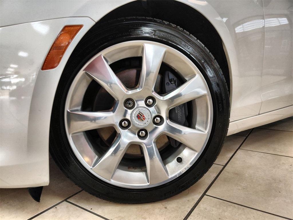 Used 2014 Cadillac ATS 2.0L Turbo Luxury | Sandy Springs, GA