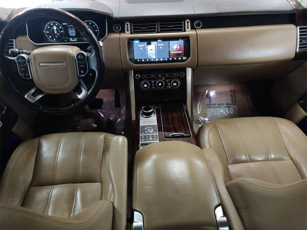 Used 2017 Land Rover Range Rover 3.0L V6 Supercharged HSE | Sandy Springs, GA