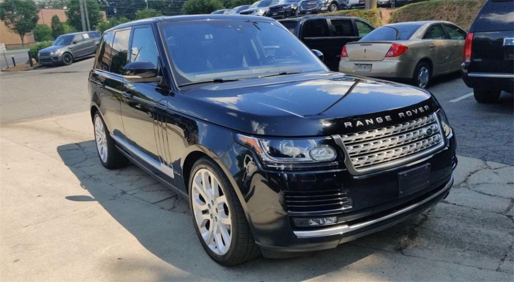 Used 2017 Land Rover Range Rover 5.0L V8 Supercharged   Sandy Springs, GA