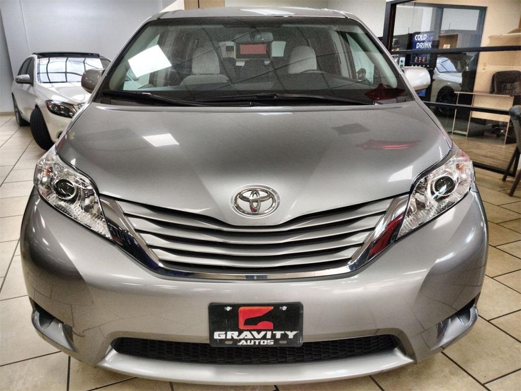 Used 2017 Toyota Sienna LE | Sandy Springs, GA