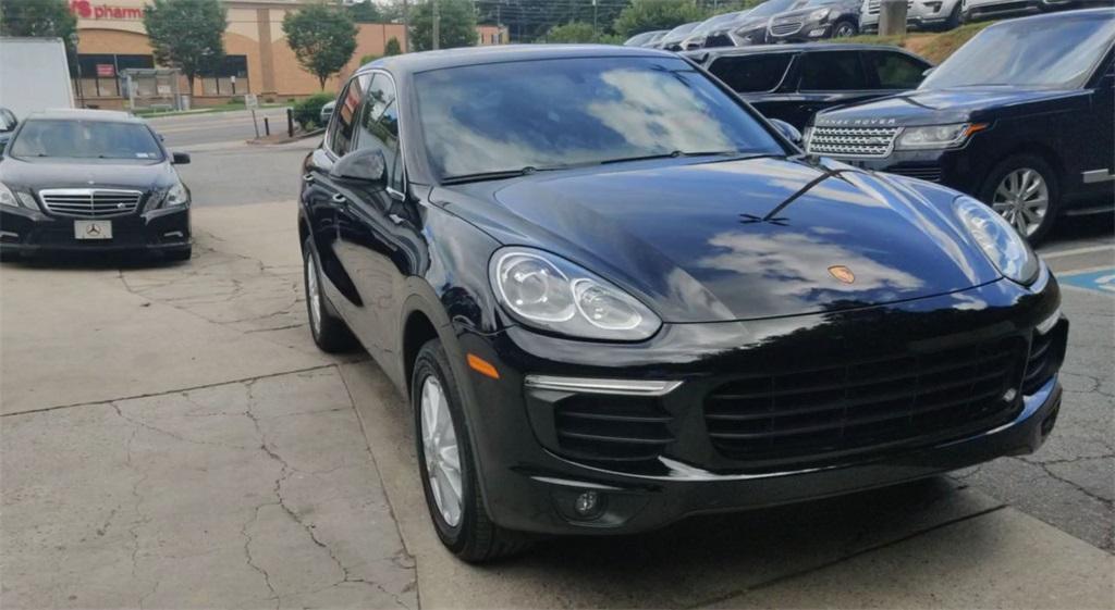 Used 2017 Porsche Cayenne Base   Sandy Springs, GA