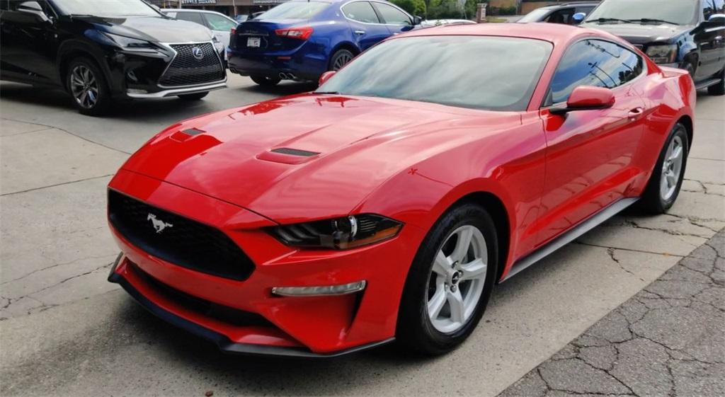 Used 2018 Ford Mustang EcoBoost | Sandy Springs, GA