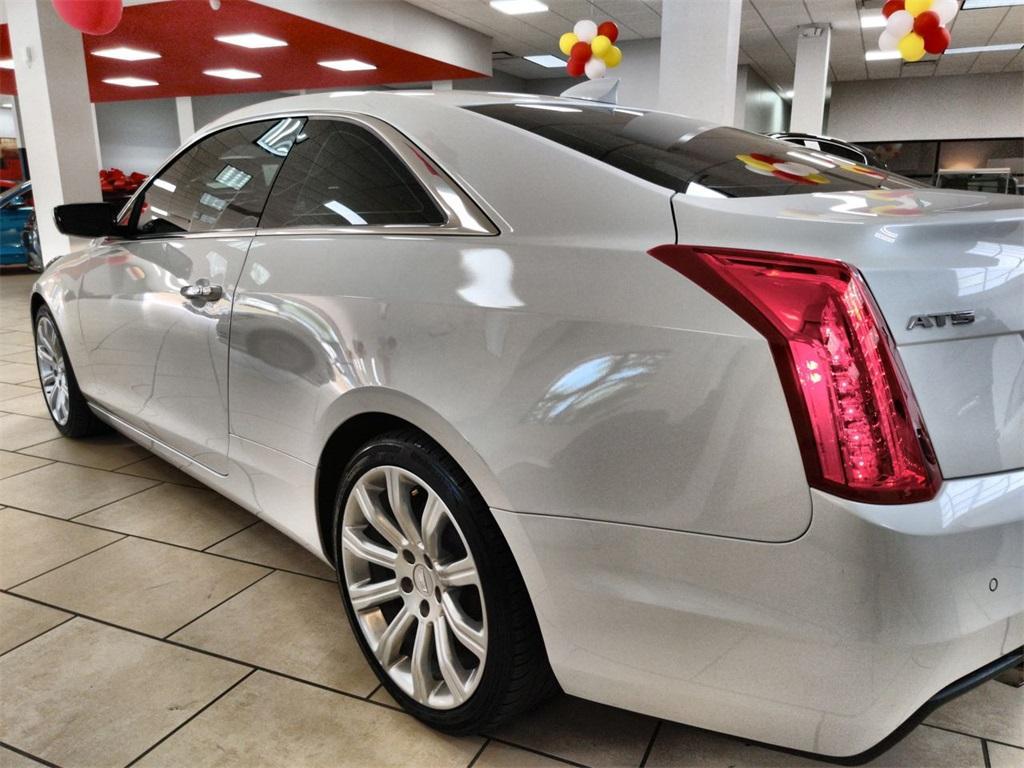 Used 2017 Cadillac ATS 2.0L Turbo Luxury | Sandy Springs, GA