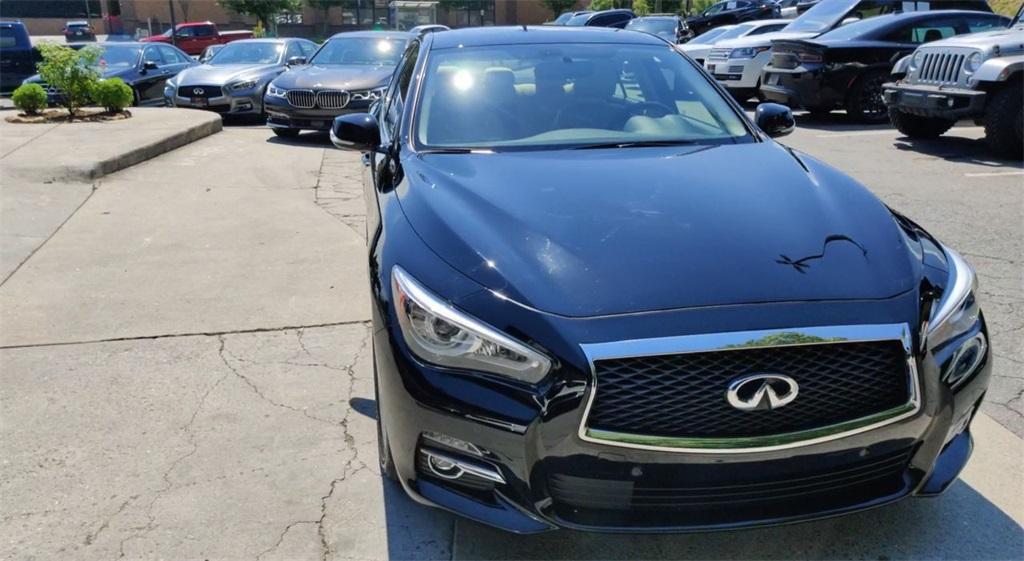 Used 2017 INFINITI Q50 3.0t Premium   Sandy Springs, GA