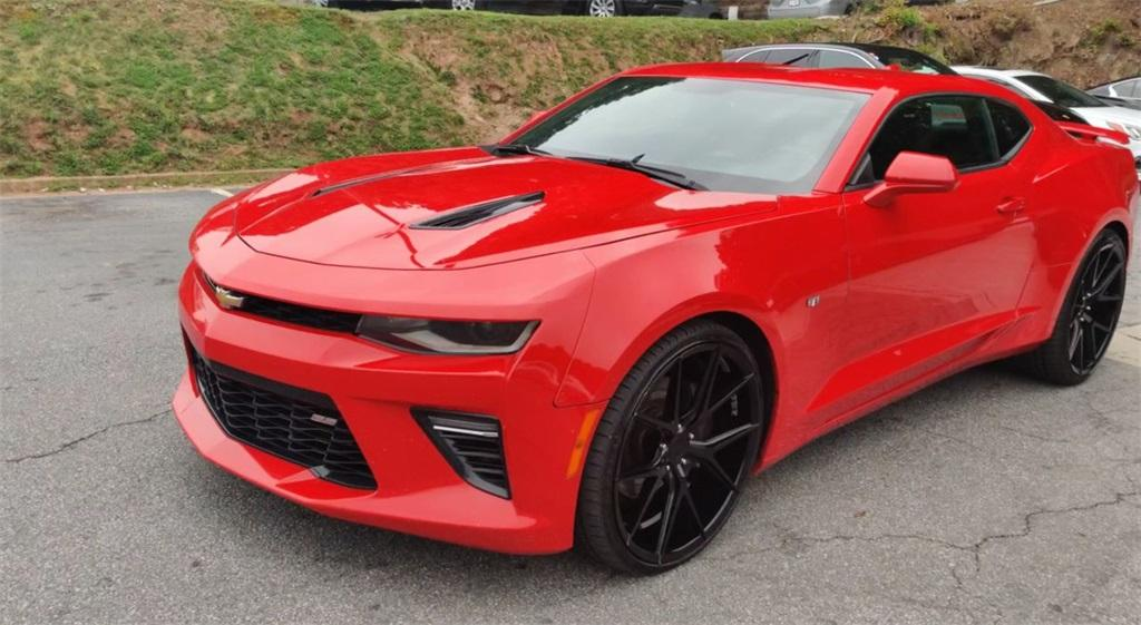 Used 2016 Chevrolet Camaro SS | Sandy Springs, GA